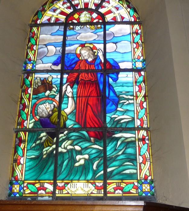 Galerie les vitraux de l'Eglise St Pierre | MUSEE VIRTUEL ...