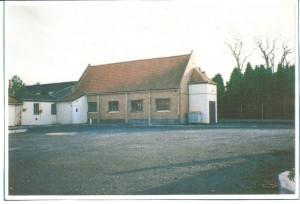 1 La salle du patronage avant ses travaux de rénovation de 1993